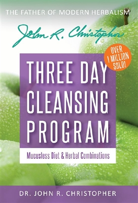 3-Day Cleansing Program Book