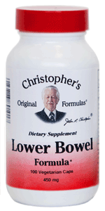 Lower Bowel Formula