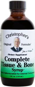 Complete Tissue & Bone Syrup