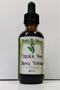 Chaste Tree Berry Tincture