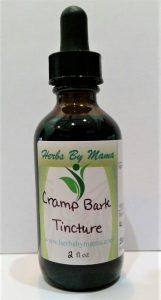 Cramp Bark Tincture
